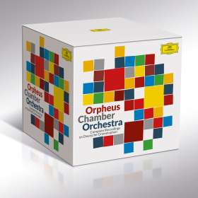 Orpheus Chamber Orchestra - Complete Recordings on Deutsche Grammophon, CD