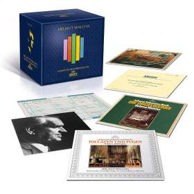 Helmut Walcha - Complete Recordings on Archiv Produktion, CD