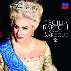 Cecilia Bartoli - Queen of Baroque, CD