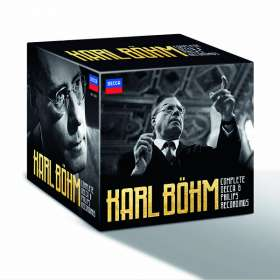 Karl Böhm - Complete Decca & Philips Recordings, CD