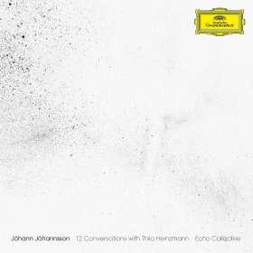 Johann Johannsson (1969-2018): 12 Conversations with Thilo Heinzmann (180g), LP