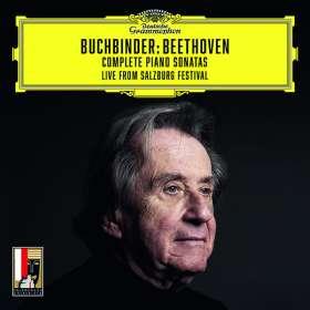 Ludwig van Beethoven (1770-1827): Klaviersonaten Nr.1-32 (von Rudolf Buchbinder handsigniert), CD