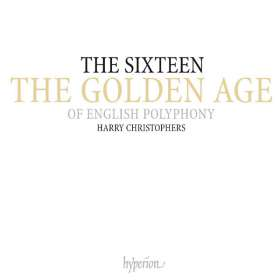 The Sixteen - The Golden Age of English Polyphony, CD