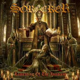 Sorcerer: Lamenting Of The Innocent, CD
