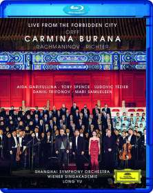 Carl Orff (1895-1982): Carmina Burana (Live from the Forbidden City), BR