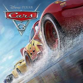 Cars 3  (Original Soundtrack Songs) (Internationale Version), CD