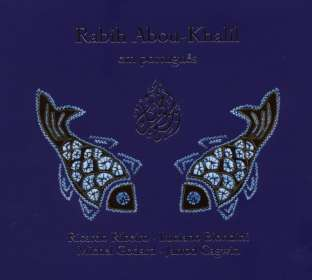 Rabih Abou-Khalil (geb. 1957): Em Portugues, CD