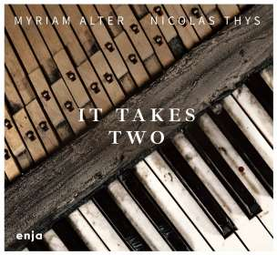 Myriam Alter: It Takes Two, CD