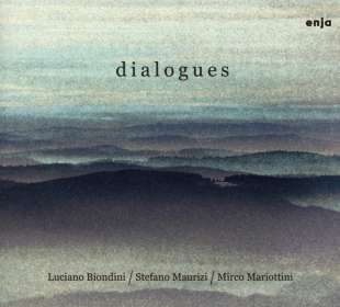 Luciano Biondini: Dialogues, CD