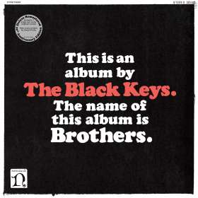 The Black Keys: Brothers (Deluxe Remastered 10th Anniversary Edition), CD