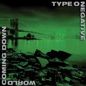 Type O Negative: World Coming Down (180g) (Green/Black Vinyl), LP