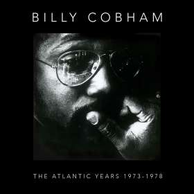 Billy Cobham (geb. 1944): The Atlantic Years 1973 - 1978, CD