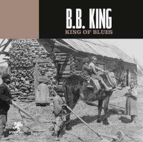 B.B. King: King Of Blues, CD