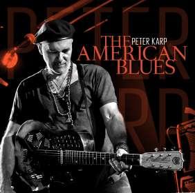Peter Karp: The American Blues, CD