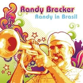 Randy Brecker (geb. 1945): Randy In Brasil (180g) (LP + CD), LP