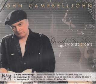 John Campbelljohn: Blues Finest Vol.3, CD