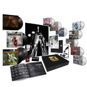 Linkin Park: Hybrid Theory (20th Anniversary Edition) (Super Deluxe Box), CD