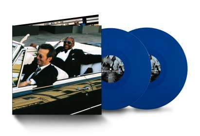 Eric Clapton & B.B. King: Riding With The King (20th Anniversary Expanded Edition) (Indie Retail Exclusive) (remastered) (180g) (Limited Edition) (Blue Vinyl), LP