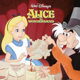 Alice In Wonderland, CD