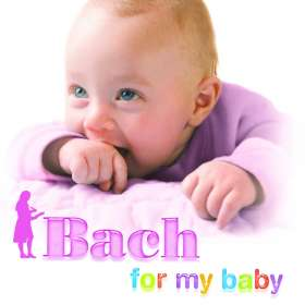 Bach for my Baby, CD