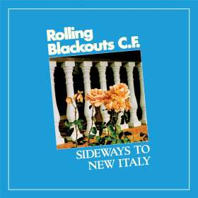 Rolling Blackouts Coastal Fever: Sideways To New Italy, CD