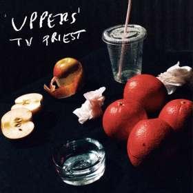 TV Priest: Uppers, CD