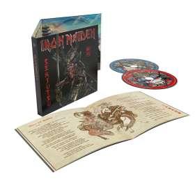 Iron Maiden: Senjutsu (Standard Edition) (Digi in O Card), CD