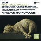 Johann Sebastian Bach (1685-1750): Matthäus-Passion BWV 244, CD