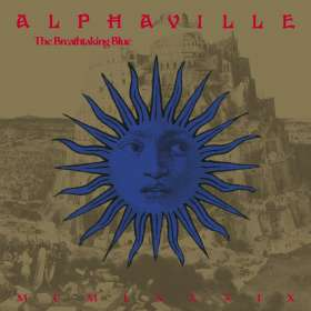 Alphaville: The Breathtaking Blue (2021 Remaster), CD