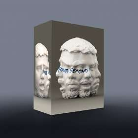 Monet192: Four Seasons (Limited Fanbox), CD
