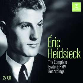 Eric Heidsieck - The Complete Erato & HMV Recordings, CD
