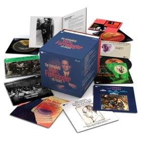 Wilhelm Furtwängler - The Complete Furtwängler on Record, CD