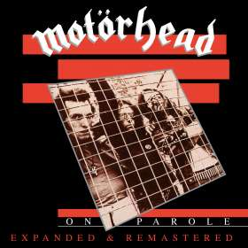Motörhead: On Parole (Expanded & Remastered), CD