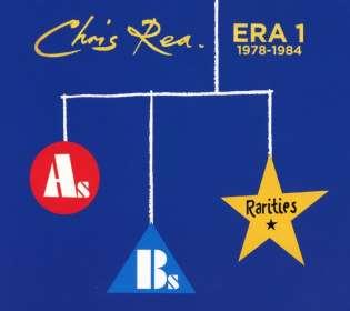Chris Rea: ERA 1 (As, Bs & Rarities 1978 - 1984), CD