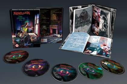 Marillion: Script For A Jester's Tear (Deluxe Edition) (Box Set), CD