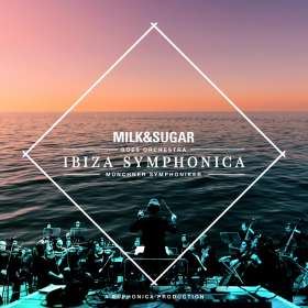 Milk & Sugar: Ibiza Symphonica, CD