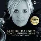 Alison Balsom - Royal Fireworks, CD