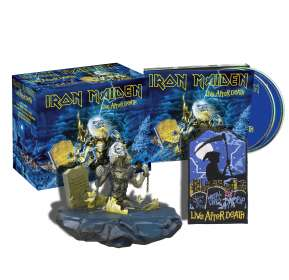 Iron Maiden: Live After Death (2015 Remaster) (Collector's Edition), CD