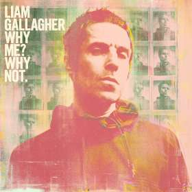 Liam Gallagher: Why Me? Why Not. (Deluxe Edition), CD