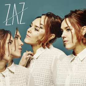 Zaz (Isabelle Geffroy): Effet Miroir, CD