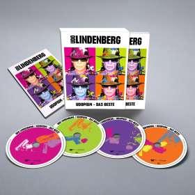 Udo Lindenberg: UDOPIUM - Das Beste (Standard Edition), CD