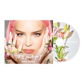 Anne-Marie: Therapy, CD