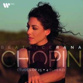 Frederic Chopin (1810-1849): Etüden Nr.1-12 (180g), LP