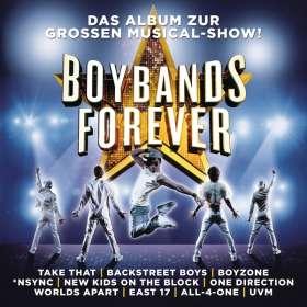 Boybands Forever, CD