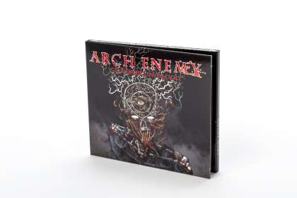 Arch Enemy: Covered In Blood (Limited-Edition), CD