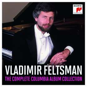 Vladimir Feltsman - The Complete Columbia Album Collection, CD