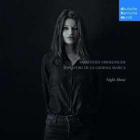 Dorothee Oberlinger - Night Music, CD