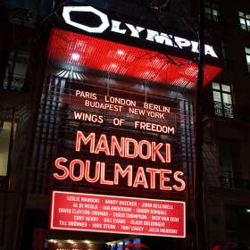 Man Doki Soulmates: Mandoki Soulmates - Wings of Freedom, BR