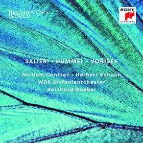 Jan Hugo Vorisek (1791-1825): Symphonie D-Dur op.23, CD