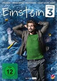 Oliver Dommenget: Einstein Staffel 3, DVD